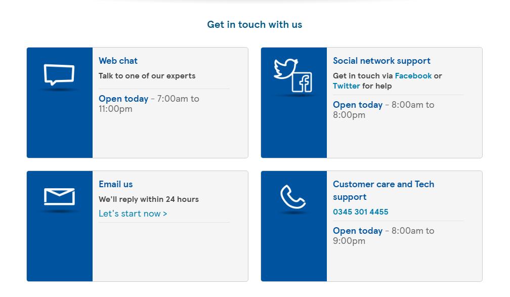 Tesco Mobile Customer Service