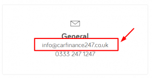 carfinance 247 email