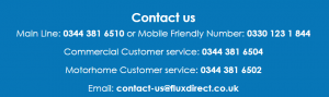 flux direct customer service