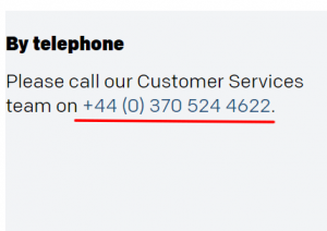 mcdonalds phone number