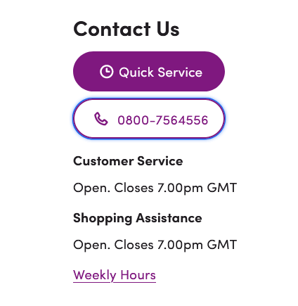 wayfair phone number