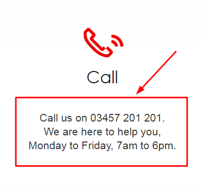 rs components phone number